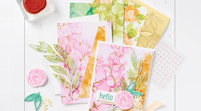 Stampin' Up! 2021-2022 Annual Catalog