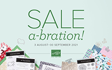 Stampin' Up! Sale-a-Bration