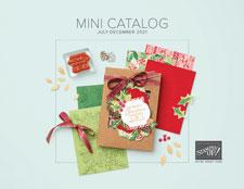 Stampin' Up! July-Dec Mini Catalog